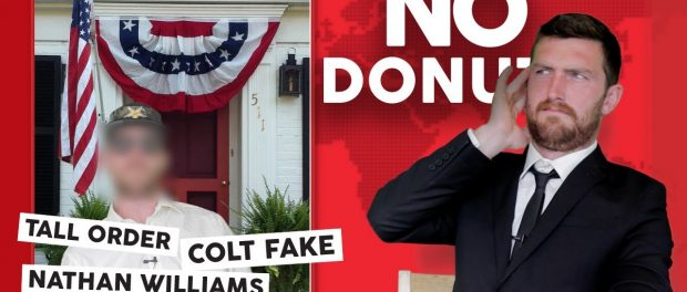 NO DONUTS EPISODE #004 Tall Order, Colt Fake, Nathan Williams, Chris Doyle