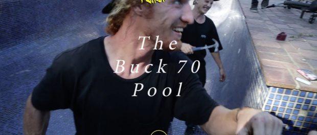 Nothing's Wrong Zine – Buck 70 Pool