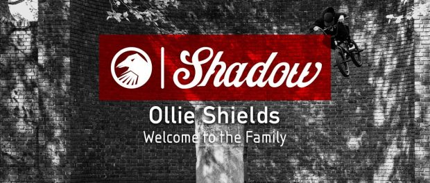 Ollie Shields – Welcome to the Shadow Family