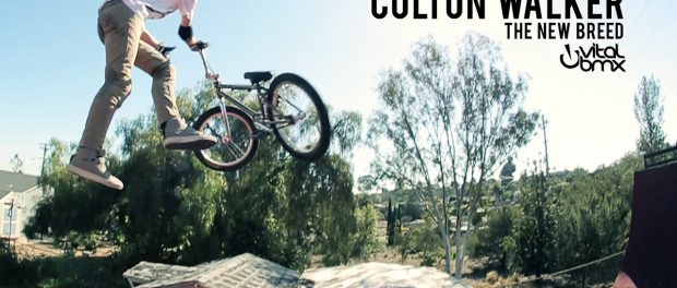 Throwback: Colton Walker – The New Breed