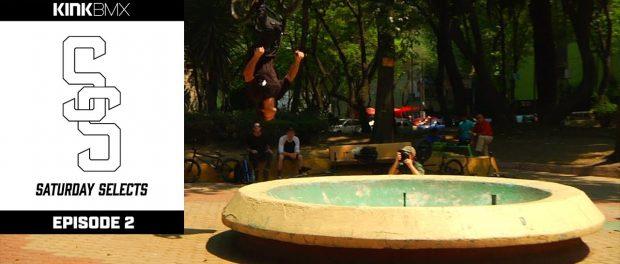 Tony Hamlin Rides Mexico City! – Ep. 2 Kink BMX Saturday Selects
