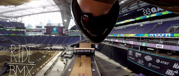WHAT'S IT LIKE TO RIDE X GAMES? *FIRST PERSON VIEW*