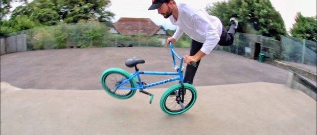 BMX road trip with Billy Perry