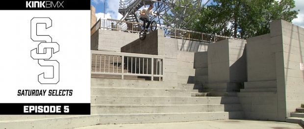 """Dan Coller Best Of """"Intervention""""  – Ep. 5 Kink BMX Saturday Selects"""