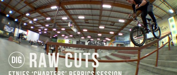 etnies 'Chapters' Berrics session – DIG BMX RAW CUTS