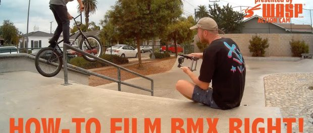 HOW-TO FILM BMX THE CORRECT WAY