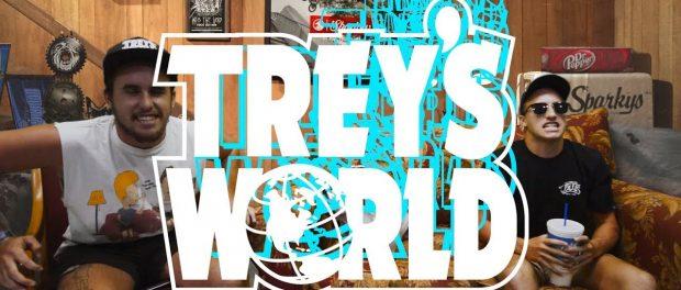 Trey's World – Episode 001