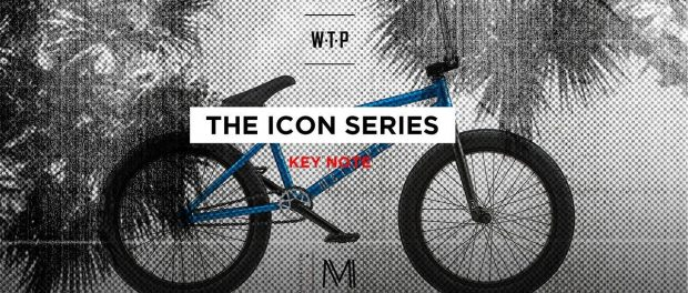 2018 COMPLETE BMX BIKES – WETHEPEOPLE ICON SERIES – KEY NOTE VIDEO