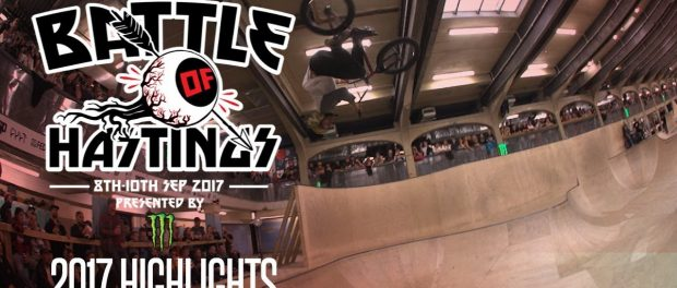 Battle of Hastings 2017 Highlights
