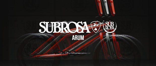 BMX – SUBROSA BRAND – 2018 ARUM