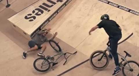 BSD BMX – Battle of Hastings qualifiers – Team Kriss Kyle