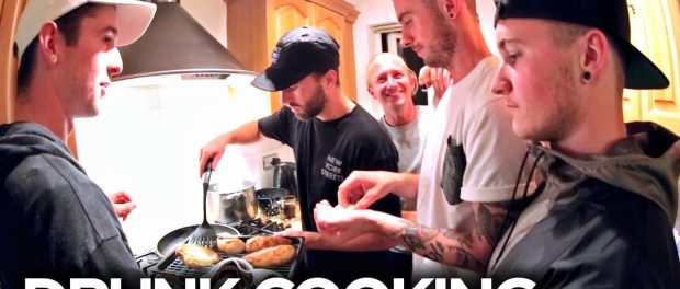 DRUNK COOKING 3 – with Billy Perry