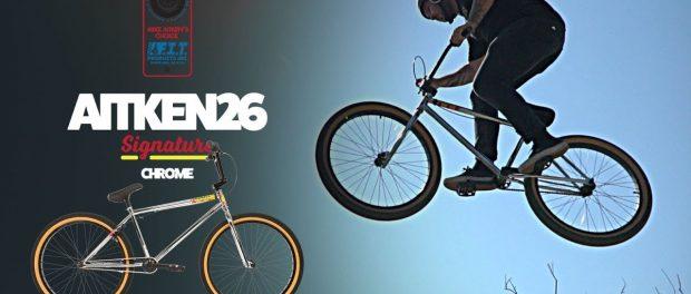 Fitbikeco. 2018 AITKEN 26″ SIGNATURE Complete Bike