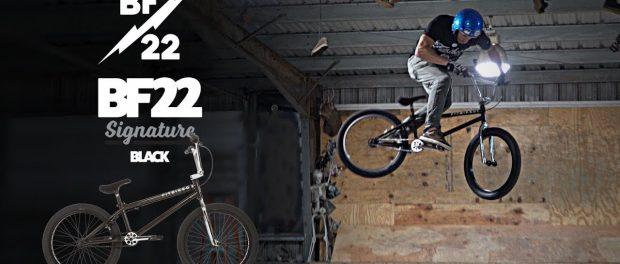 Fitbikeco. 2018 BF22 (BRIAN FOSTER) SIGNATURE 22″ Complete Bike