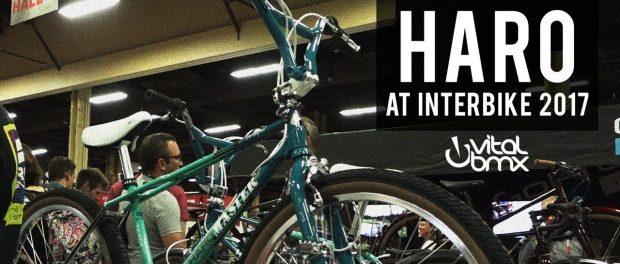 Haro Bikes at Interbike 2017