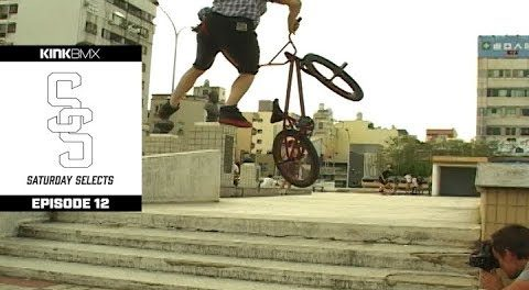 Raw VX Footy In The Streets of Taiwan! – Ep. 12 Kink BMX Saturday Selects