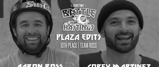 Team Ross – 10th – Battle of Hastings Plaza – 2017