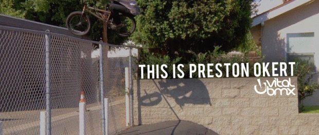 This Is Preston Okert