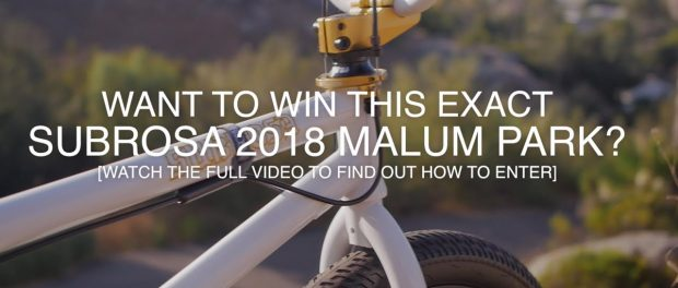 UNBOXING / GIVEAWAY! The 2018 Subrosa Malum Park