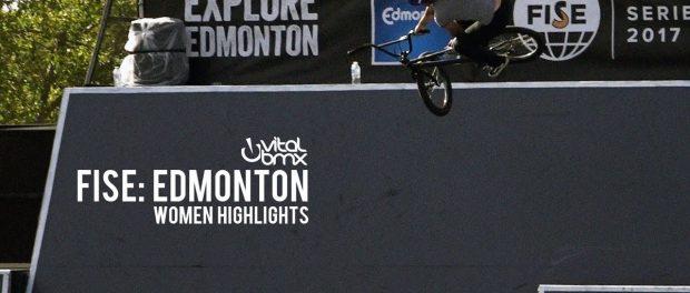 Women Highlights at FISE: Edmonton 2017
