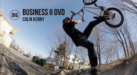 Business BMX II DVD – Colin Kenny Section