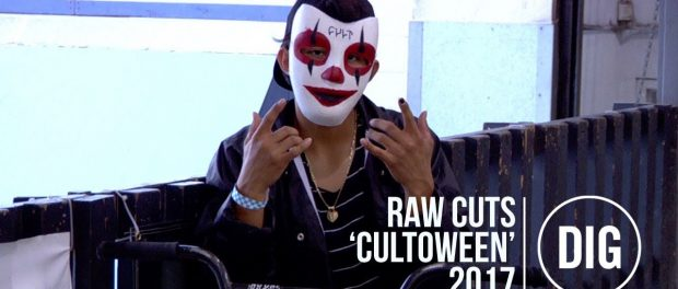 Cultoween 2017 – DIG RAW