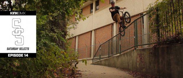 Dan Coller Raw Throwbacks! – Ep. 14 Kink BMX Saturday Selects
