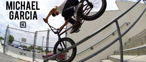 DIG X Kink BMX – Mike Garcia 2017
