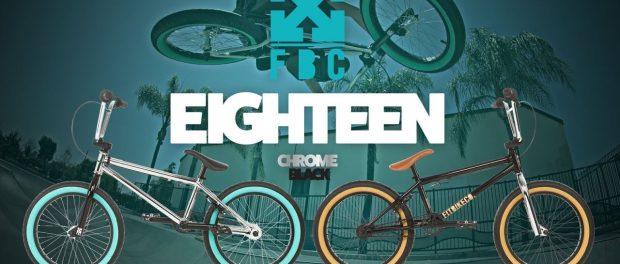 Fitbikeco. 2018 EIGHTEEN Complete Bike