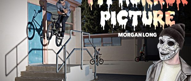 """Fitbikeco. Morgan Long """"FIT HORROR PICTURE"""""""