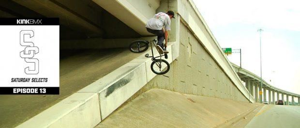 Jake Petruchik Raw Cuts – Ep. 13 Kink BMX Saturday Selects