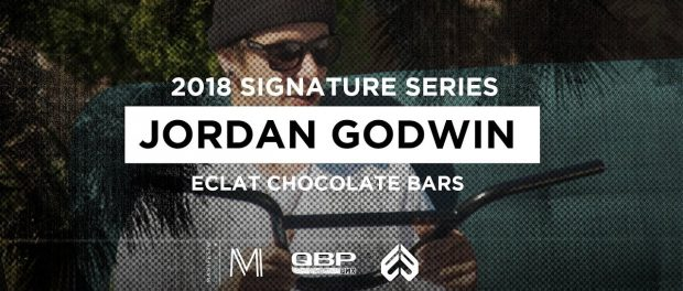 Jordan Godwin's Signature Choco Bars – ECLAT BMX 2018
