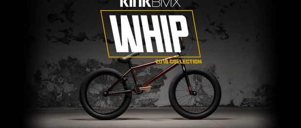 Kink Whip 2018 Bike