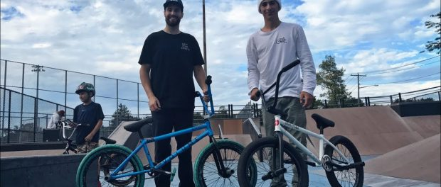 LIVE Game of BIKE: Billy Perry VS Anthony Panza
