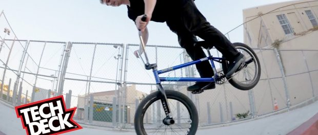 LOCK IN NOSE MANUALS – BMX BASICS HOW TO