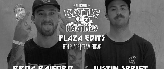 Team Edgar – 6th – Battle of Hastings Plaza Edits 2017