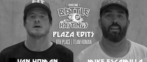 Team Homan – 8th – Battle of Hastings Plaza Edits 2017