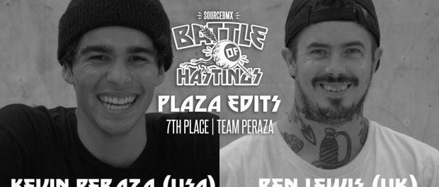 Team Peraza – 7th – Battle of Hastings Plaza Edits 2017 – 7th