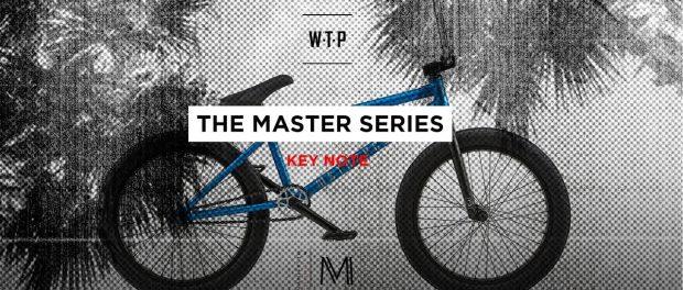 WETHEPEOPLE BMX 2018 Complete Bikes: MASTER Series #MANIFESTOWEEK