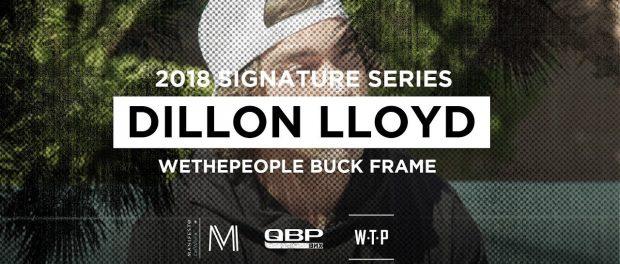 WETHEPEOPLE BMX 2018 Dillon Lloyd BUCK Frame #MANIFESTOWEEK