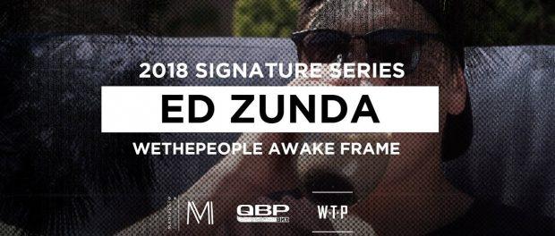 WETHEPEOPLE BMX 2018 Ed Zunda AWAKE Frame #MANIFESTOWEEK
