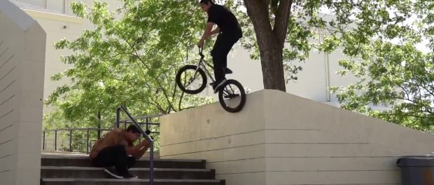 WETHEPEOPLE BMX: Dan Kruk & Jesse Romano in Fresno.