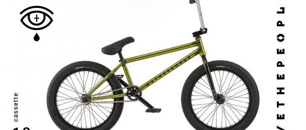 WETHEPEOPLE BMX Trust 2018 Complete Bike
