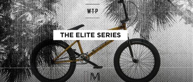 WETHEPEOPLE'S ELITE SERIES 2018 COMPLETE BMX BIKES