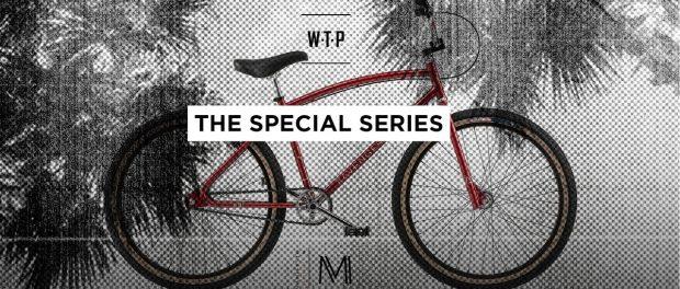 WETHEPEOPLE'S SPECIAL SERIES – 2018 COMPLETE BMX BIKES