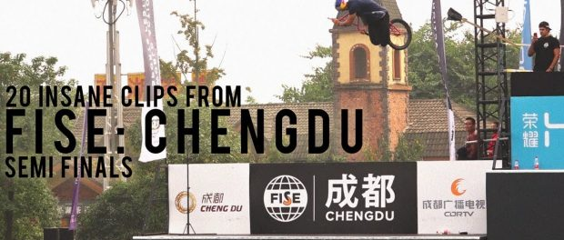 20 Insane Clips from FISE: Chengdu Semi-Finals