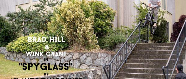 "ATLANTIS VANCOUVER – ""SPYGLASS"" – BRAD HILL & WINK GRANT"