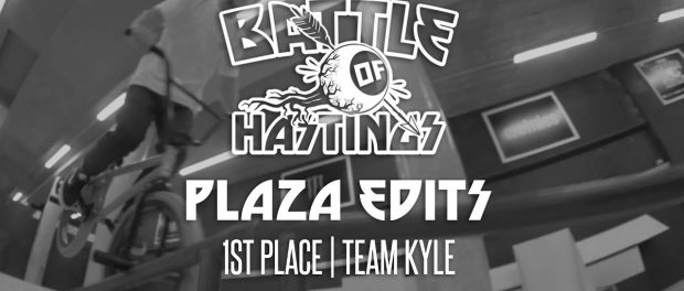 BATTLE OF HASTINGS PLAZA EDIT | 1ST PLACE | TEAM KYLE