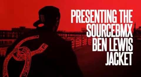 BEN LEWIS X SOURCE BMX JACKET PROMO