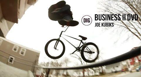 Business BMX II DVD – Joe Kubiks Section